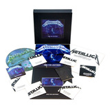 Metallica   Ride The Lightning Super Deluxe [cd lp dvd] Box